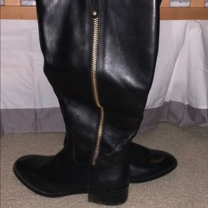 Size 8.5! ALDO knee high boots